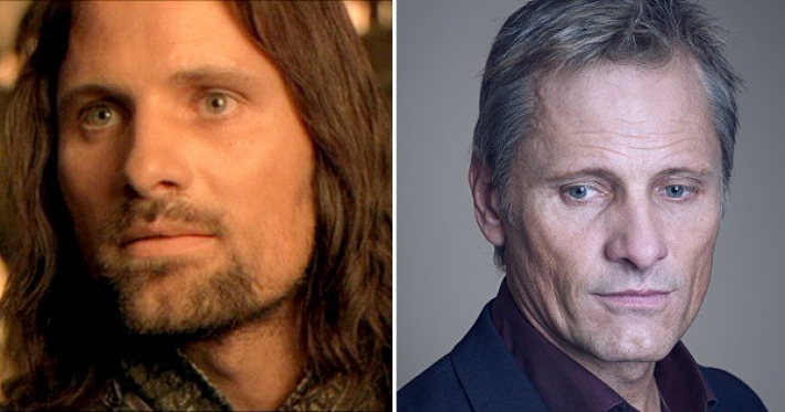 Photo : 15 years later, which of these 20 actors in The Lord of the Rings has changed the most?