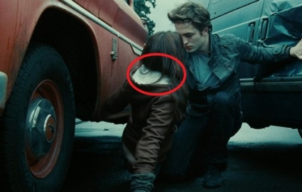 Photo : 12 secret mistakes in the Twilight saga