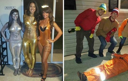 Photo : 15 of the best costume ideas to do with your friends!