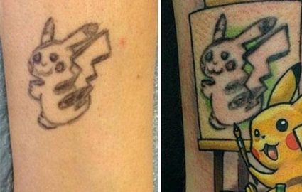 Photo : Of these 51 tattoo fails, which ones were covered up the best?