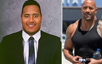 Photo : Top 15 pictures of famous wrestlers before they were famous