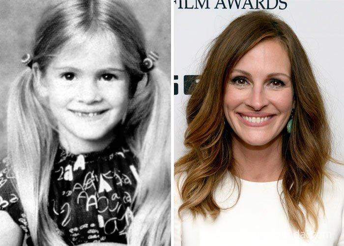 10 really cute photos of celebrities when they were kids