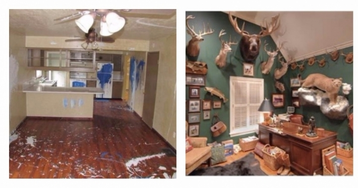 Photo : 20 of the worst real estate photos in history
