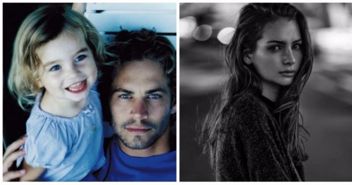 Photo : Paul Walker's daughter has grown up and looks just like her famous dad!