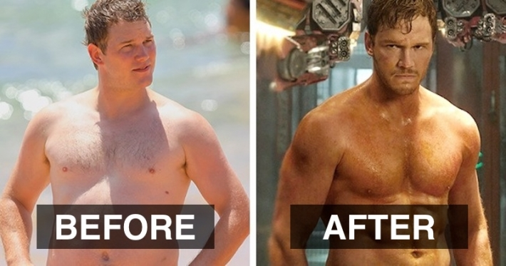 Photo : 10 actors who had to drastically bulk up for a role