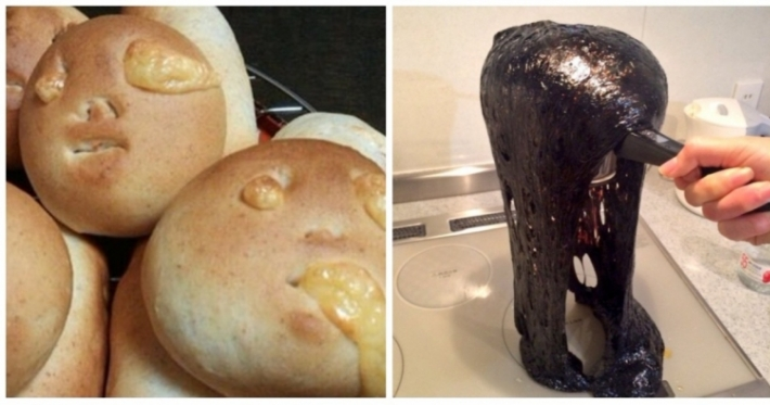 Photo : 22 classic food fails that could happen to any of us!