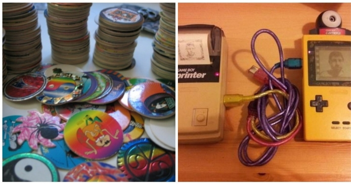 Photo : 24 pictures that will bring back some childhood memories