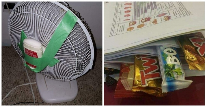 Photo : 15 solutions created by geniuses to everyday problems