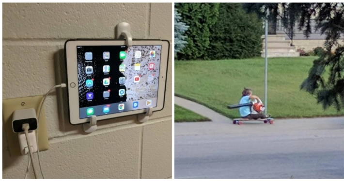Photo : 26 people who always find a solution