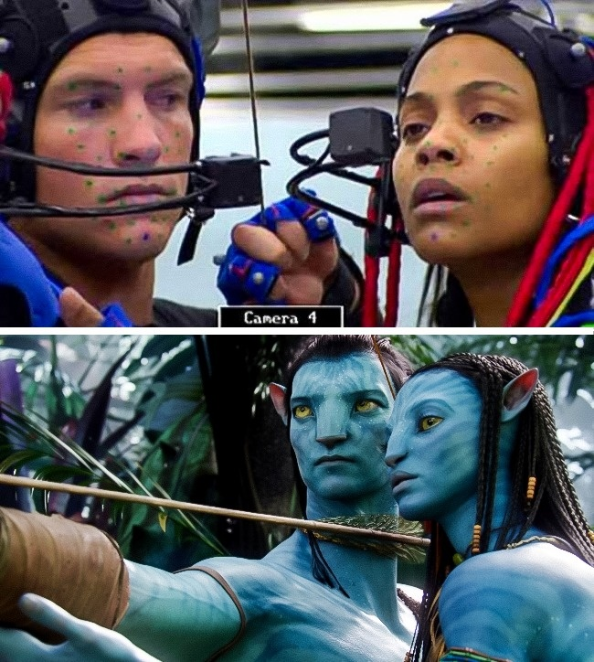 Avatar Movie Based On What Play: 15 Movies And TV Shows With And Without Their Special Effects