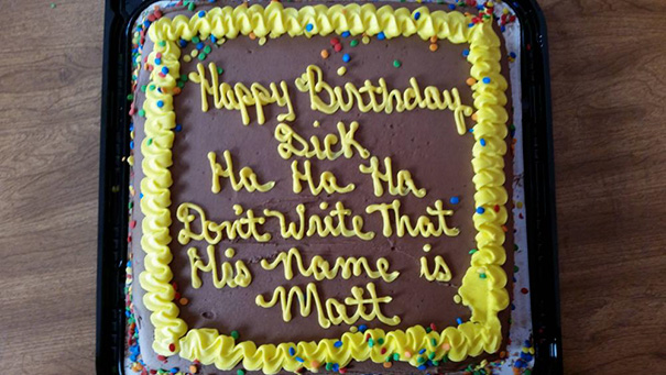 Prime 20 Of The Worst Cake Fails In The History Of Baking Funny Birthday Cards Online Fluifree Goldxyz